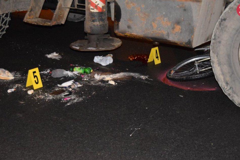 FOTKY z miesta: V Prešove došlo k veľmi smutnej dopravnej nehode