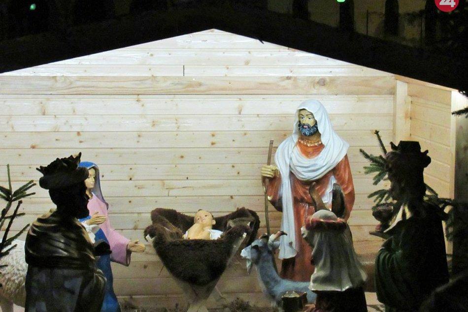 Opäť zdobí Solivar: Prešovčania už môžu obdivovať Betlehem a to aj s novinkami!
