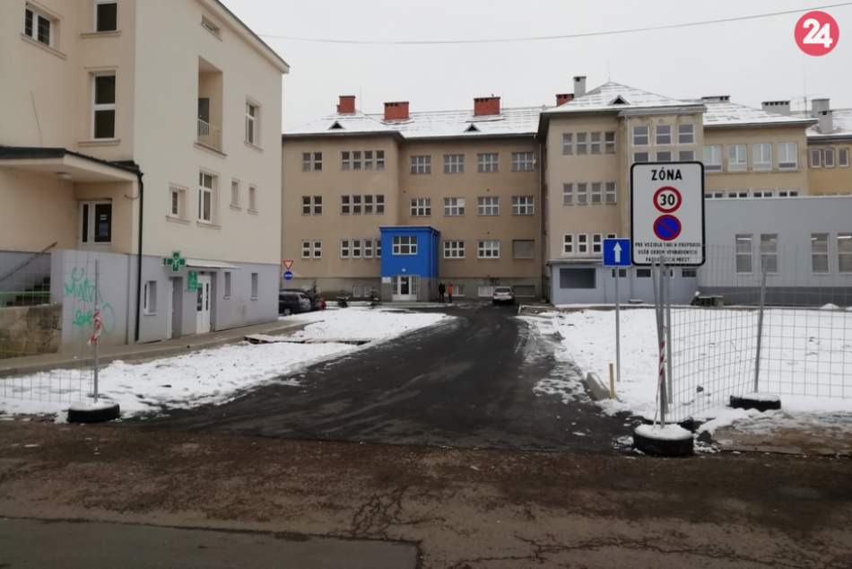 Dobrá správa pre vodičov v Humennom: Pozrite si FOTO nového parkoviska