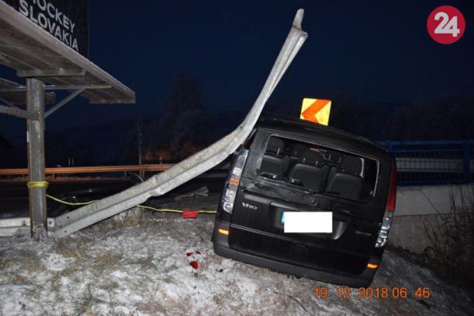 Smutné zábery: Vážna dopravná nehoda pri Čoltove