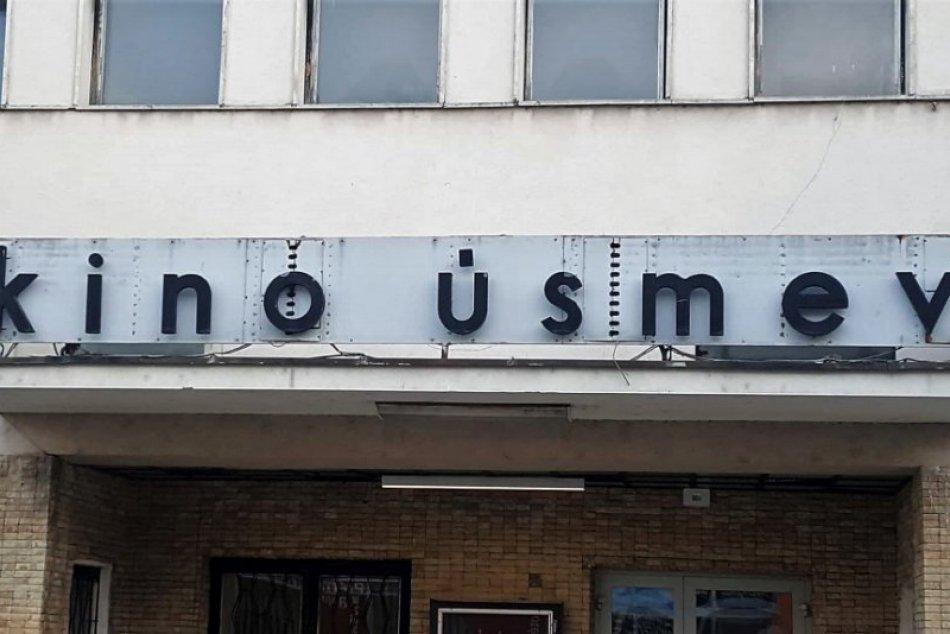 Kino Úsmev po rekonštrukcii: V multifunkčnej sále budú bývať aj koncerty