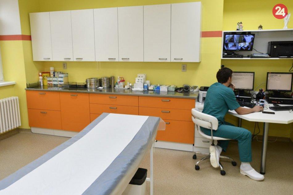 OBRAZOM: Nemocnica v Piešťanoch má nový urgentný príjem