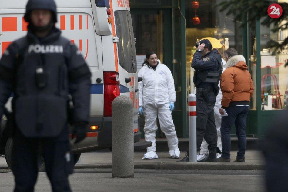 Rakúsko na nohách: Streľba v centre Viedne