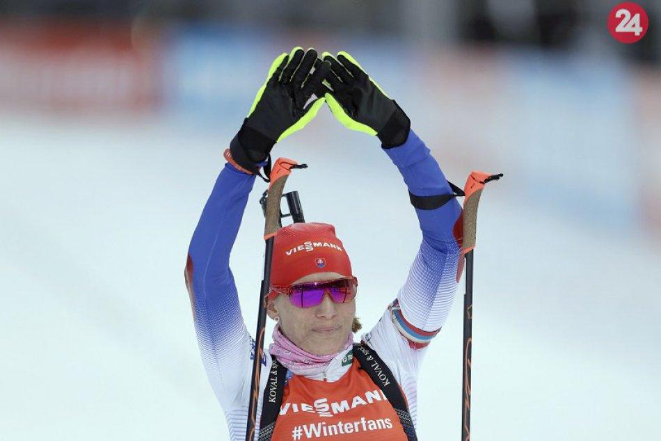 Nové Město Svetový pohár biatlon ženy