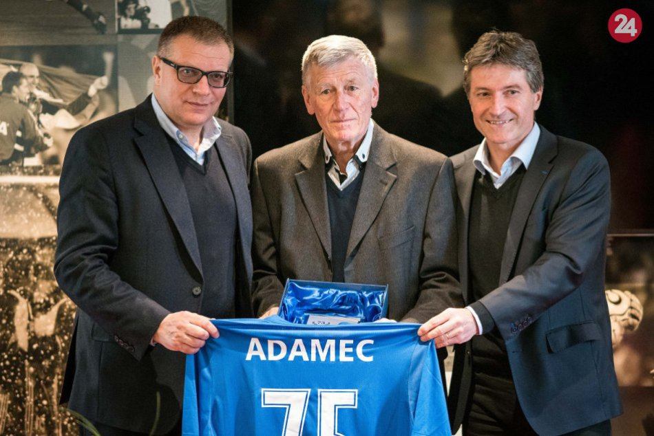 Smutné správy: Legenda Jozef Adamec (†76) odišiel do futbalového neba