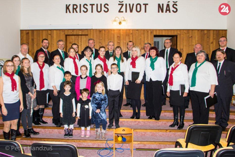 Vianočný koncert v Mengusovciach