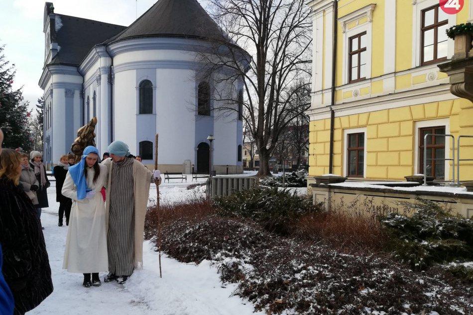 O zážitok bolo postarané: V Spišskej sa konalo betlehemské predstavenie, FOTO