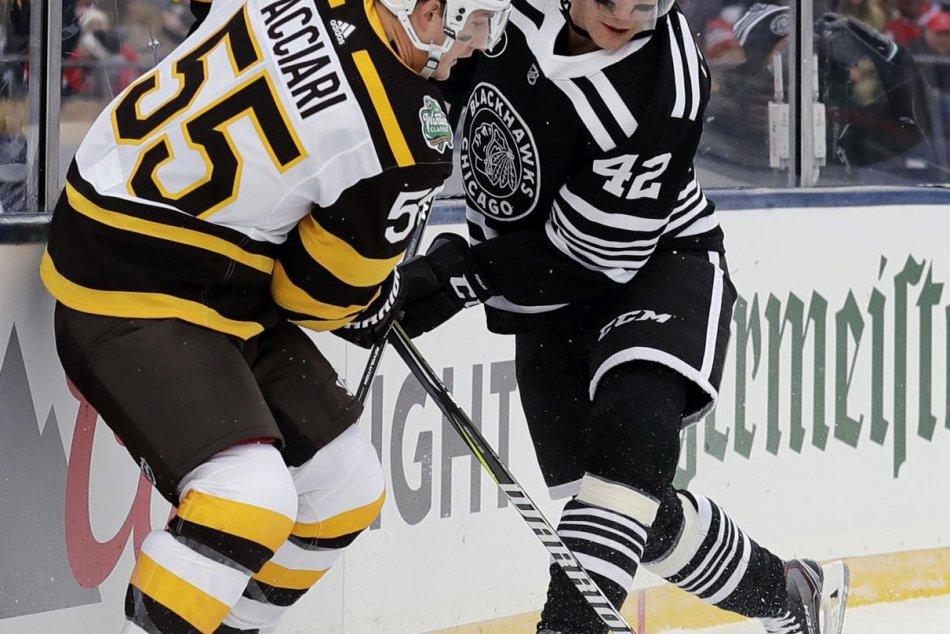 Winter Classic NHL prilákalo 76-tisíc divákov, vyhral Boston