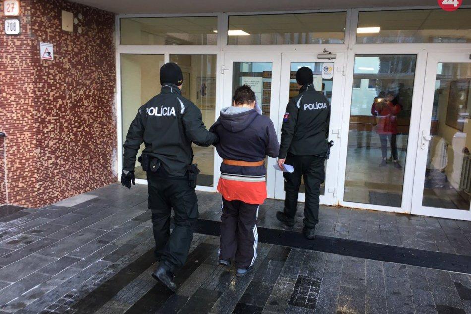 Jana z Prievidze mala bodnúť svojho druha Vlada do srdca: Je v rukách polície
