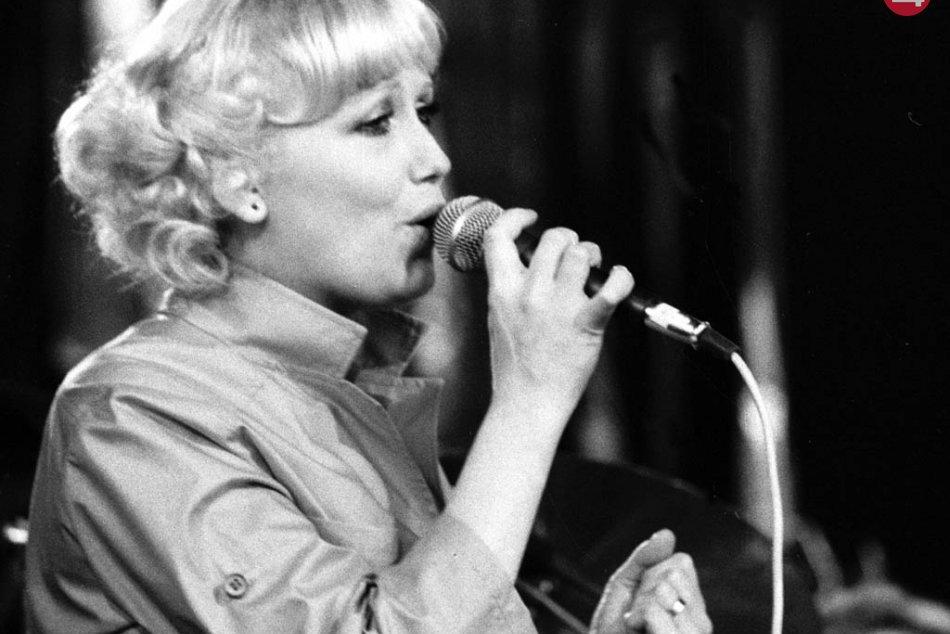 Fotogaléria z archívu: V hlavnej úlohe výnimočná speváčka Marika Gombitová