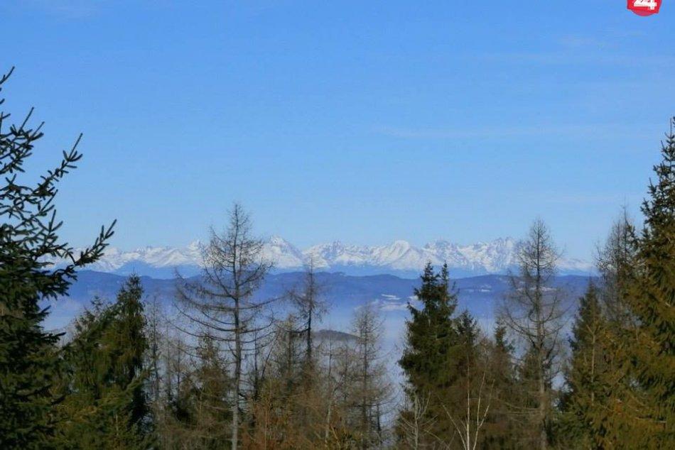 Obrazom: Len na skok od Rožňavy a takého krásne výhľady