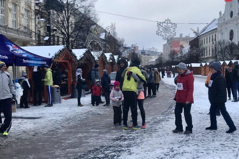 Trojkráľový beh Košice
