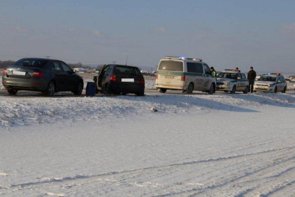 Nehoda pri Nižnej Hutke
