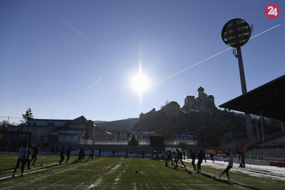 Hráči AS Trenčín odštartovali zimnú prípravu na jarnú časť Fortuna ligy 2018/201