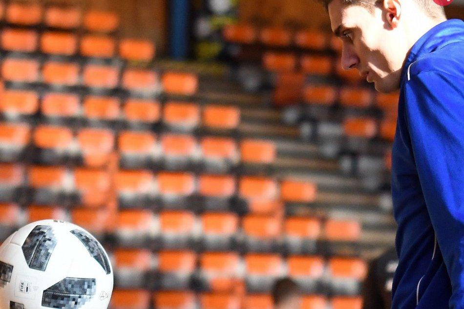 Zachytené v obrazoch: Hráči MFK Zemplín Michalovce začali s prípravou