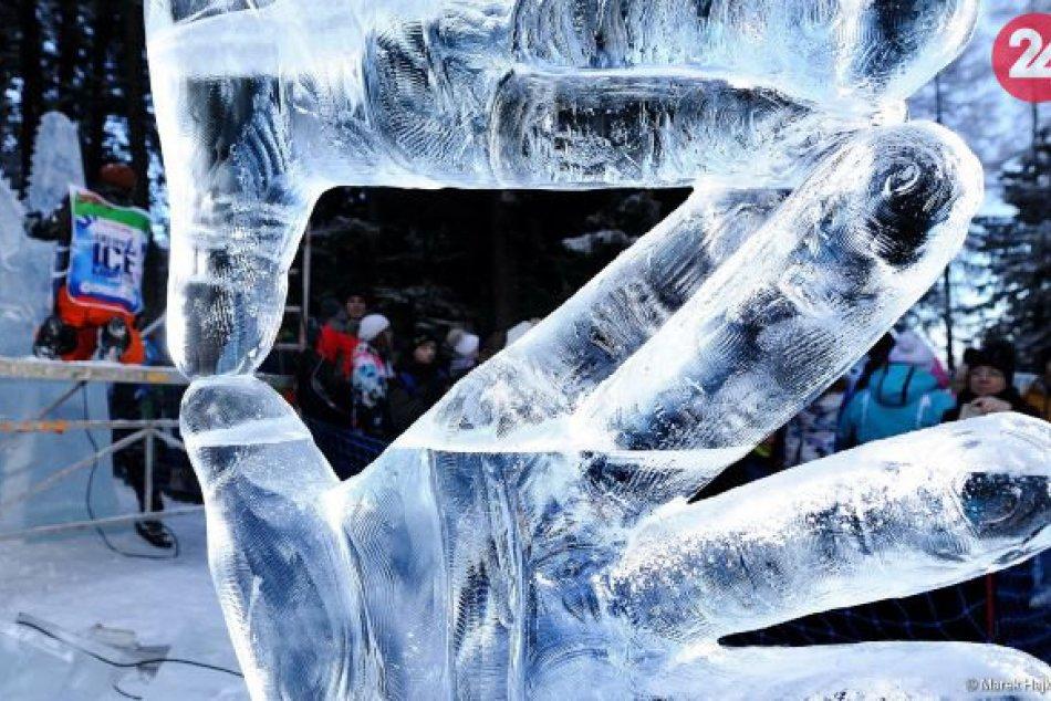 Ľadová krása vás nenechá chladnými