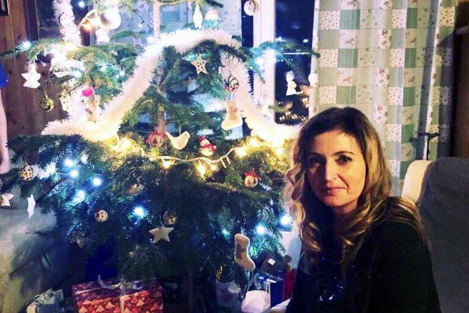 FOTKY z archívu Andrey Turčanovej: Takto trávila nedávne vianočné sviatky