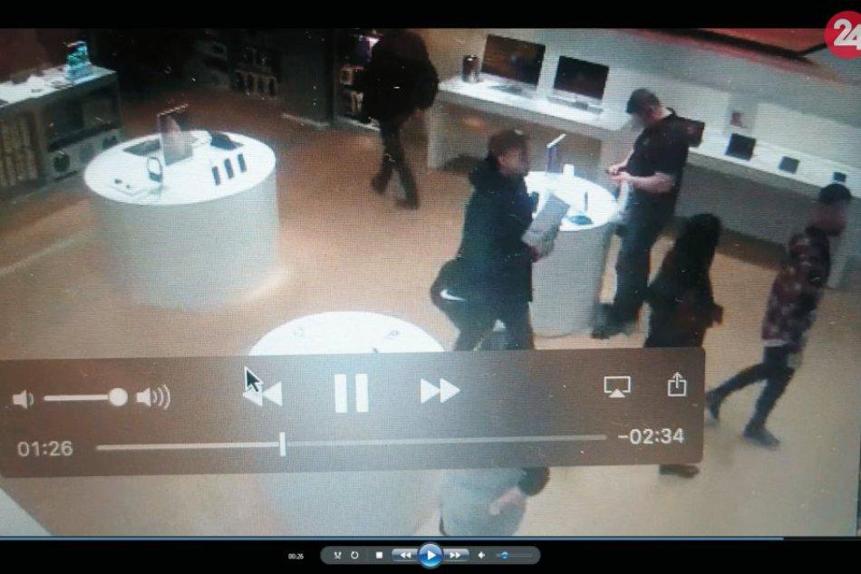 FOTO: Polícia v Trnave pátra po totožnosti neznámeho  muža