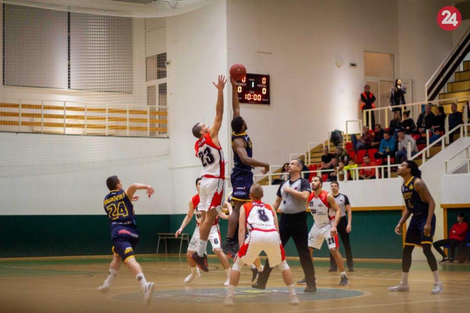 Basketliga: PP & TV RAJ Žilina – Iskra Svit