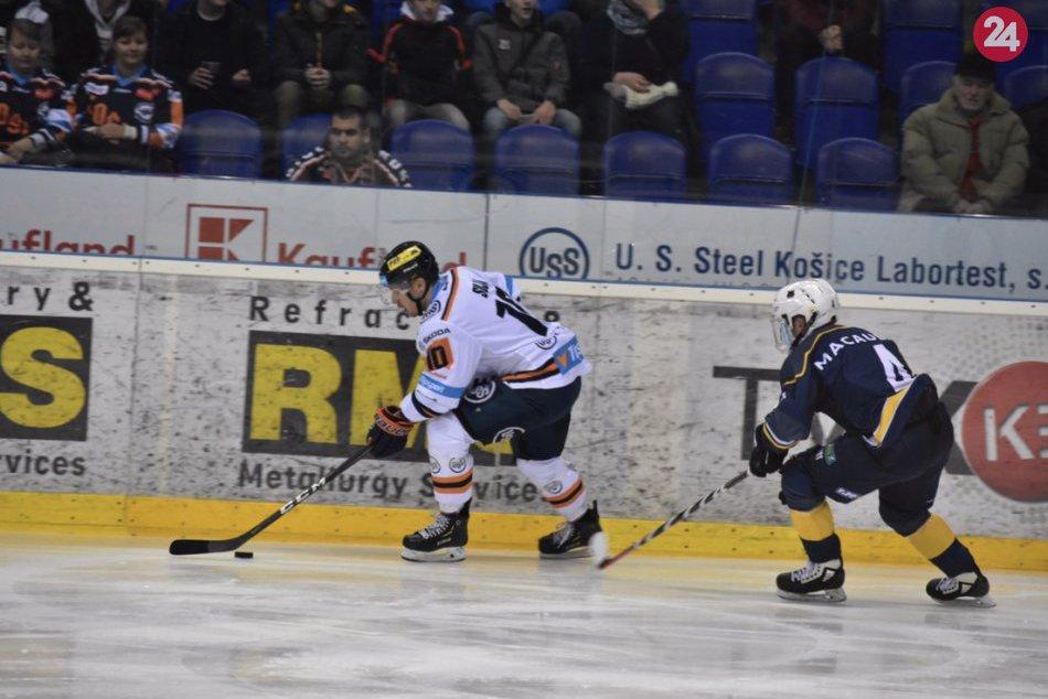 Hokej Košice Budapešť