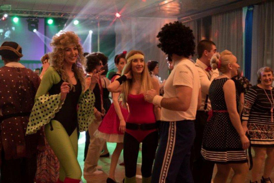 Super zábava: V Šali nás opäť čaká Retro diskoples!