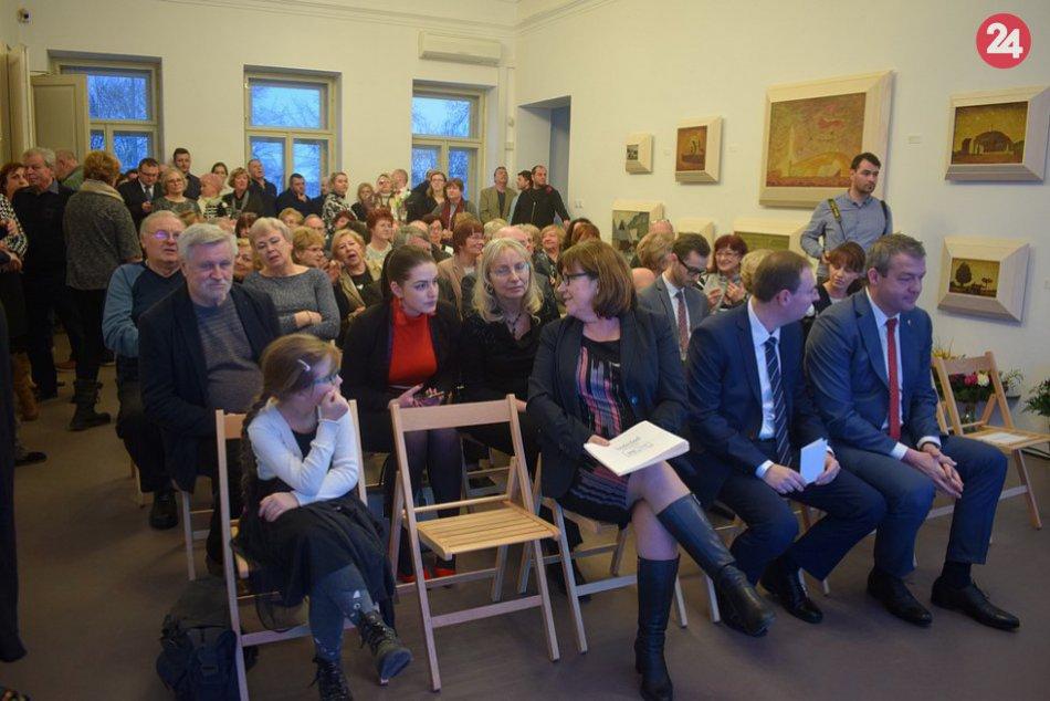 V OBRAZOCH: Galéria M. A. Bazovského v Trenčíne oslávila 50. výročie svojho zalo