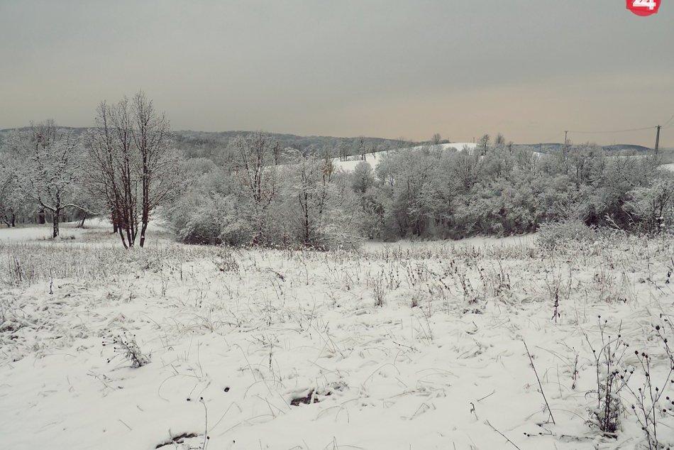 Obrazom: Zasnežená Silická ľadnica