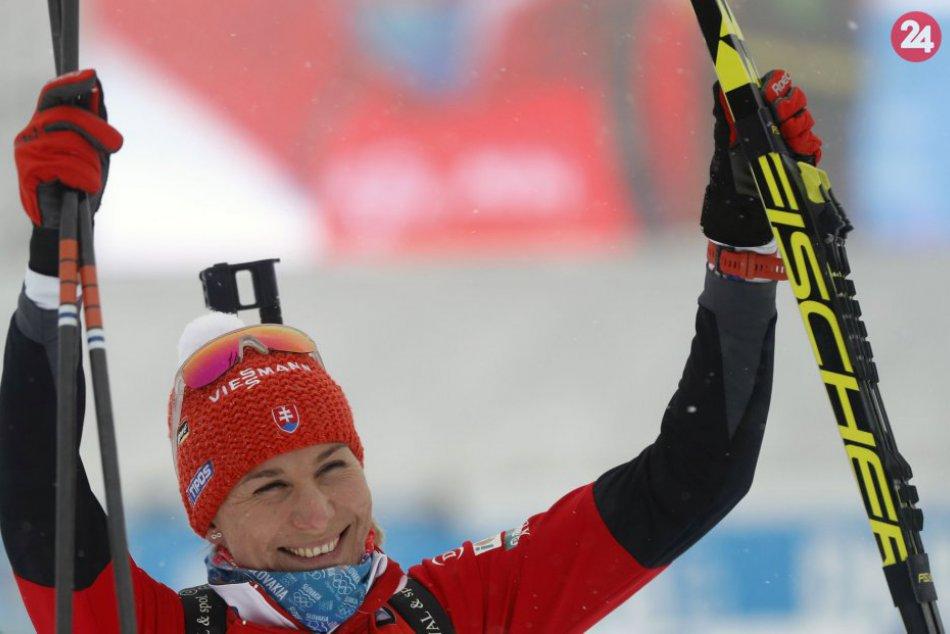V OBRAZOCH: V stíhačke 4. kola skončila Kuzminová druhá