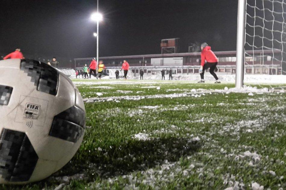 Zimná príprava futbalistov MŠK Považská Bystrica: Zábery priamo z nej