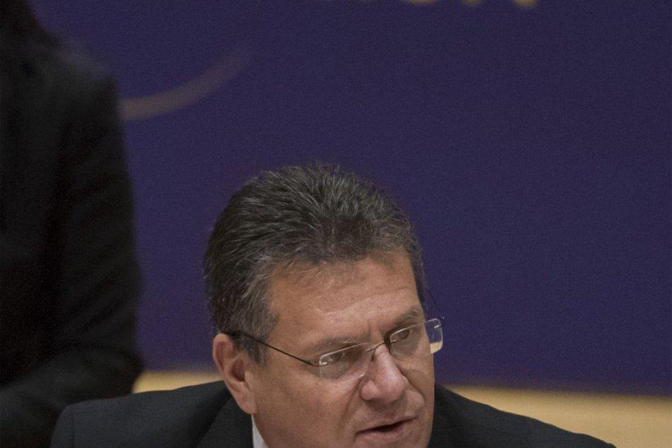 Maroš Šefčovič