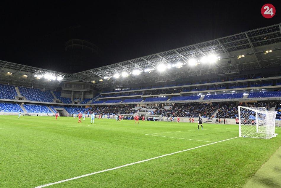 Nový futbalový štadión na Tehelnom poli