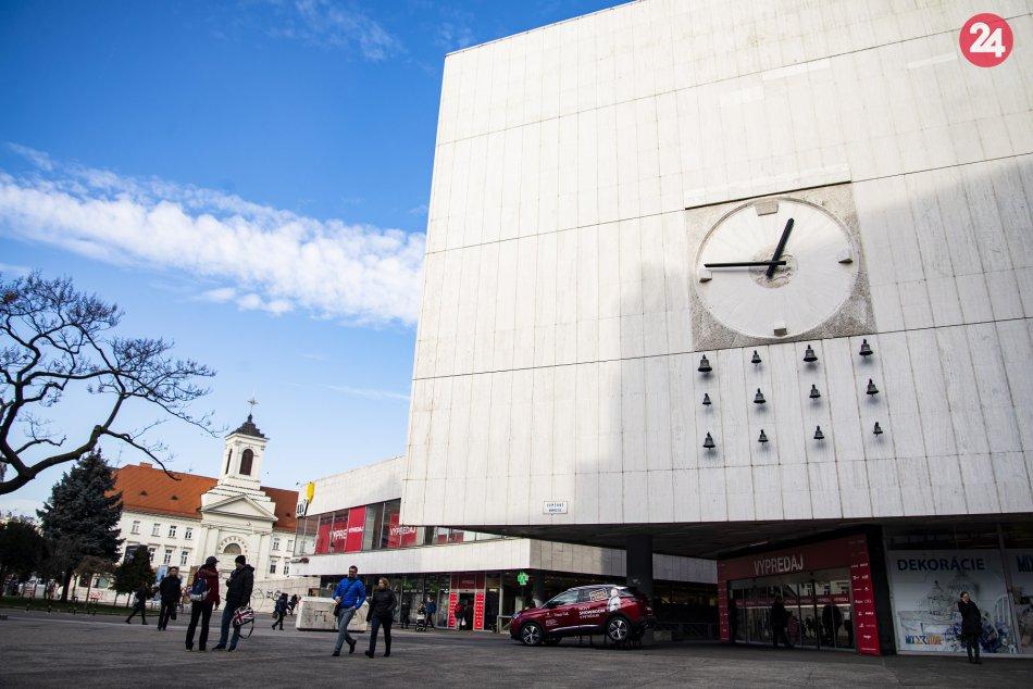 Budova OD MY Bratislava má nového vlastníka