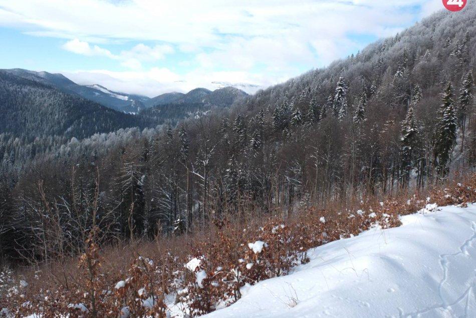 Obrazom: Slovenský raj je najkrajší v zime