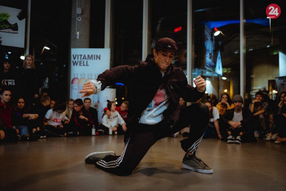 FOTO: Talentovaný tanečník zo Spišskej Viktor: Prehovoril o svojom koníčku
