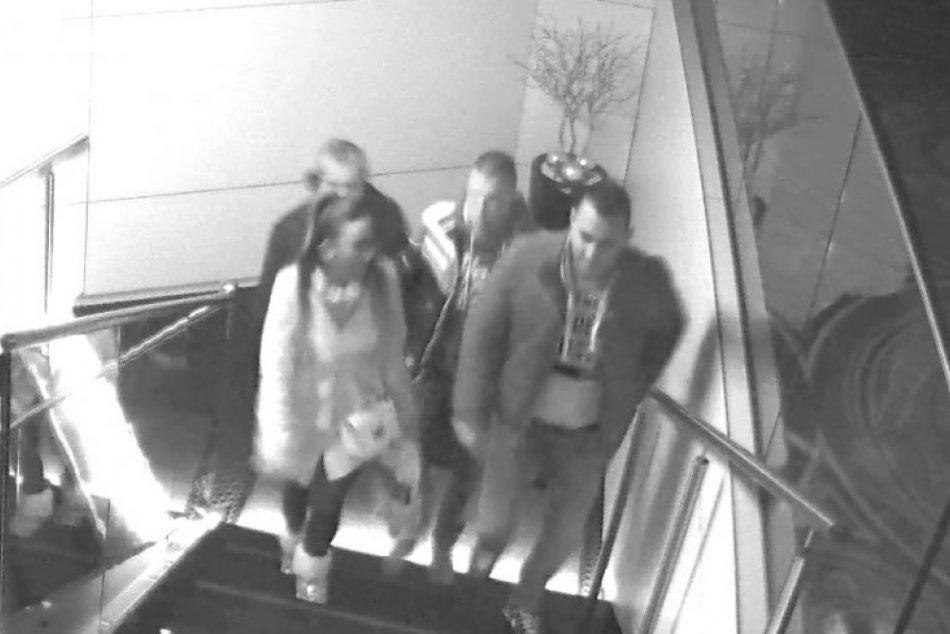 Prešovskí muži zákona prosia o pomoc: Chcú stotožniť túto štvoricu podozrivých