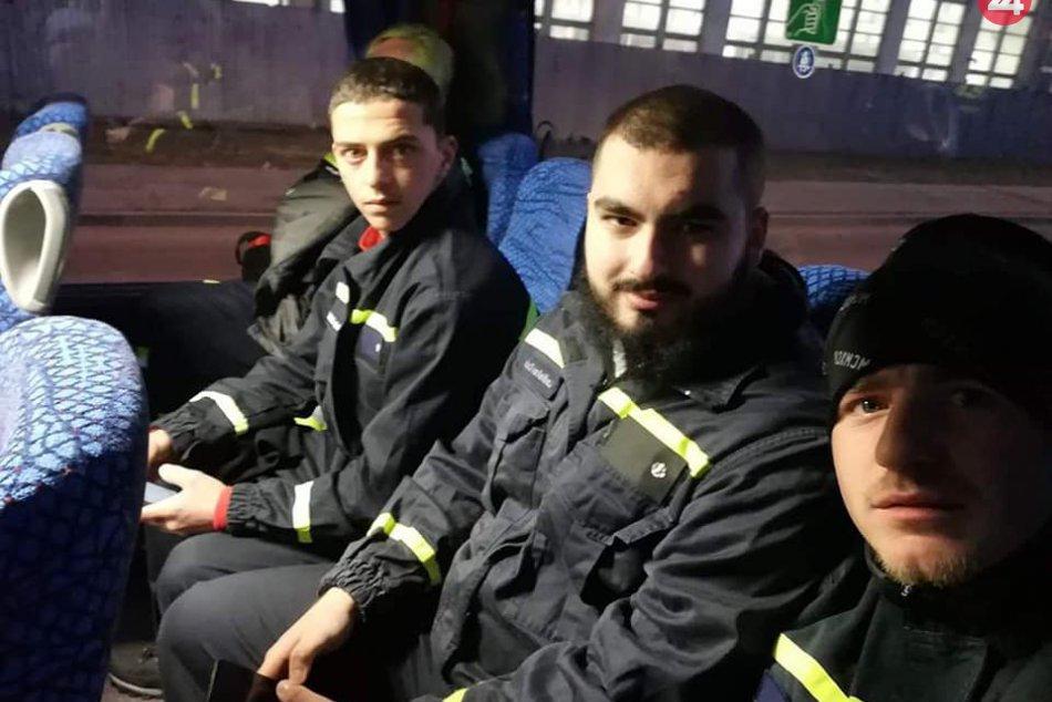 Na sever Slovenska smerujú stovky dobrovoľných hasičov: Pomôžu pri kalamite