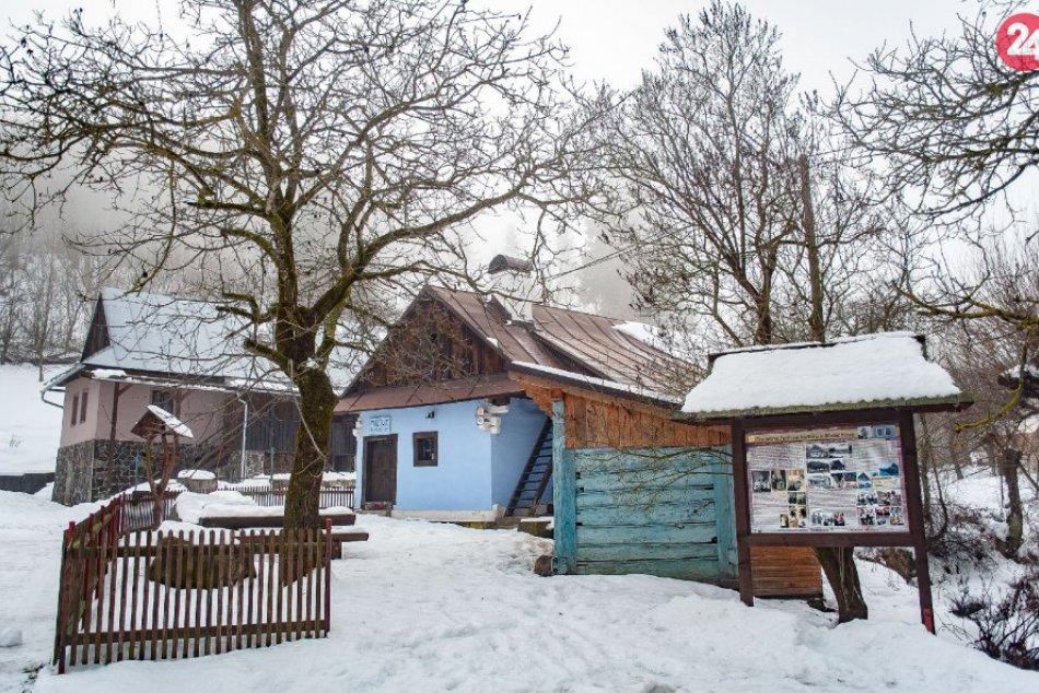 V OBRAZOCH: Obec Malachov zachytená na fotkách