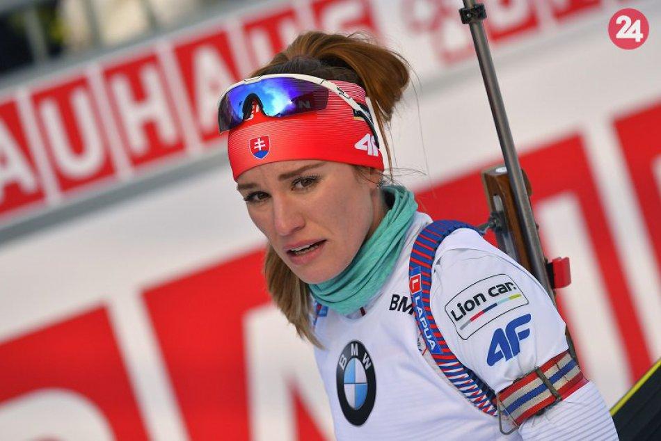 Paulína Fialková 5. kole Svetového pohára