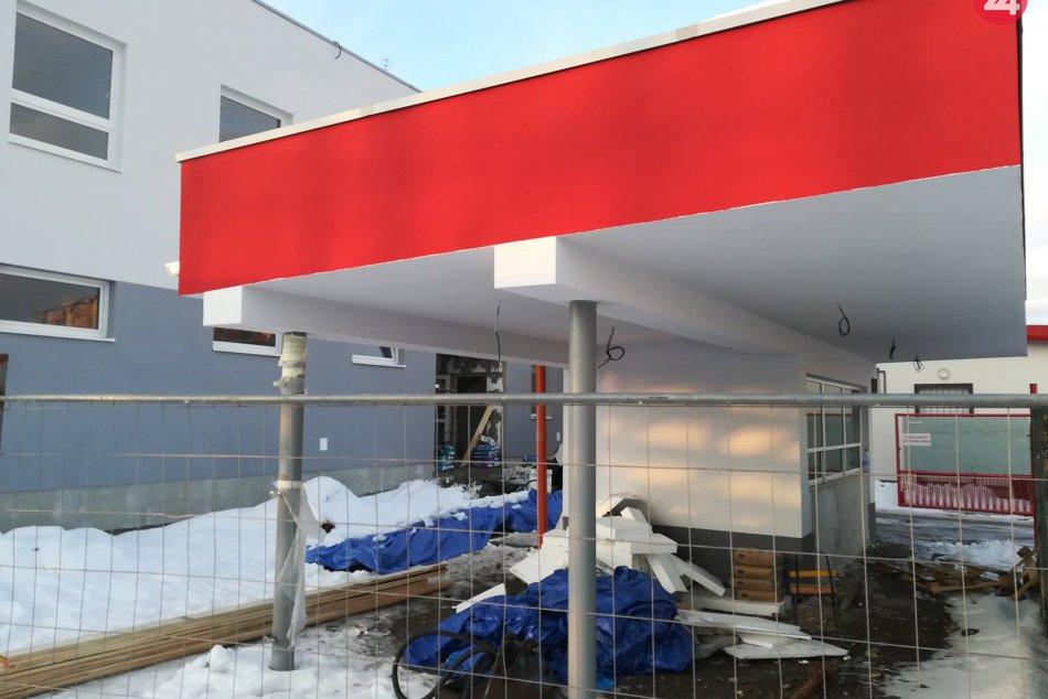 FOTO: Rekonštrukcia štadióna MFK Tatran Liptovský Mikuláš