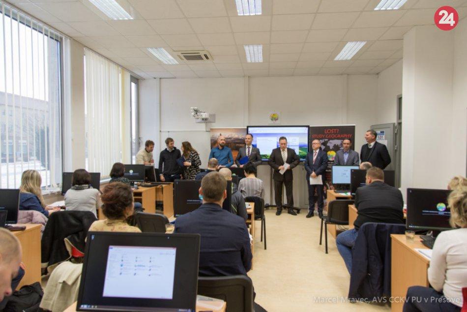 Župa a Prešovská univerzita rozšírili oblasť spolupráce