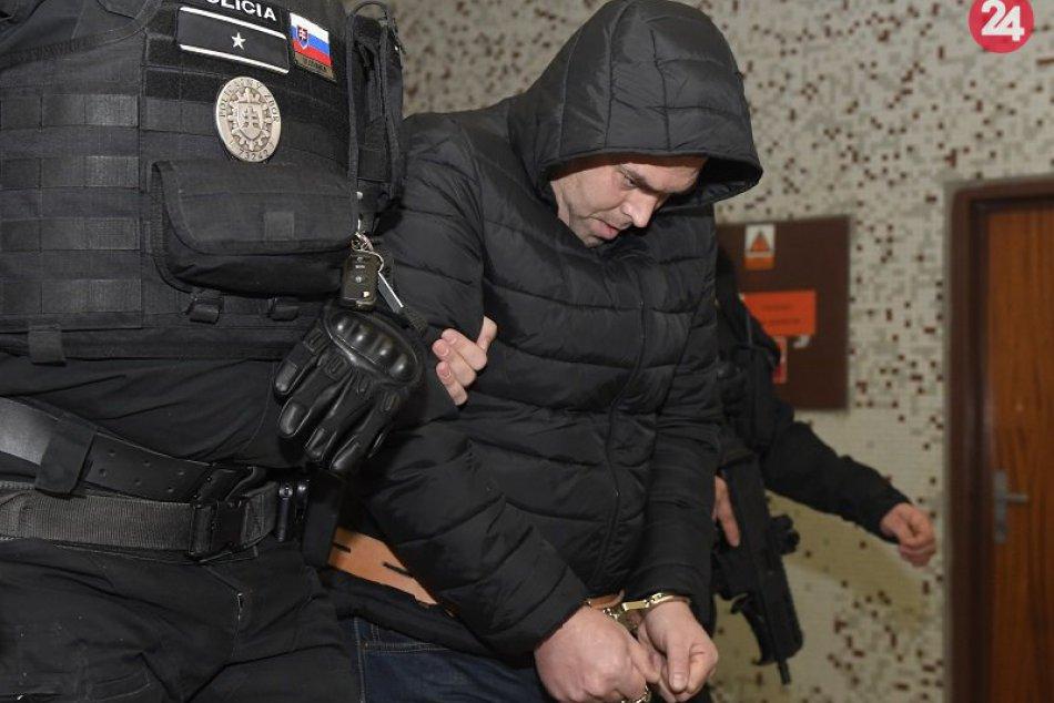 Pojednávanie KS o návrhu na vzatie do predbežnej väzby pre zadržaného Ukrajinca