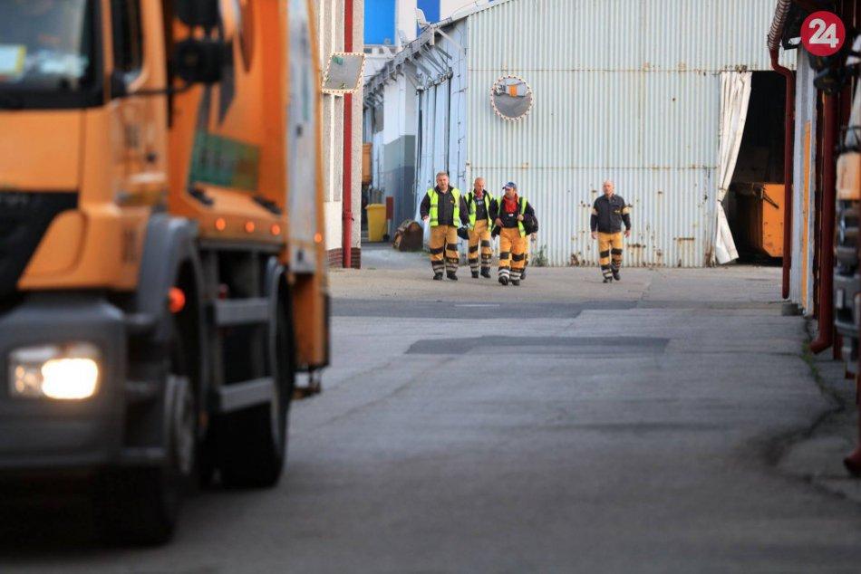 Odvoz a likvidácia odpadu OLO