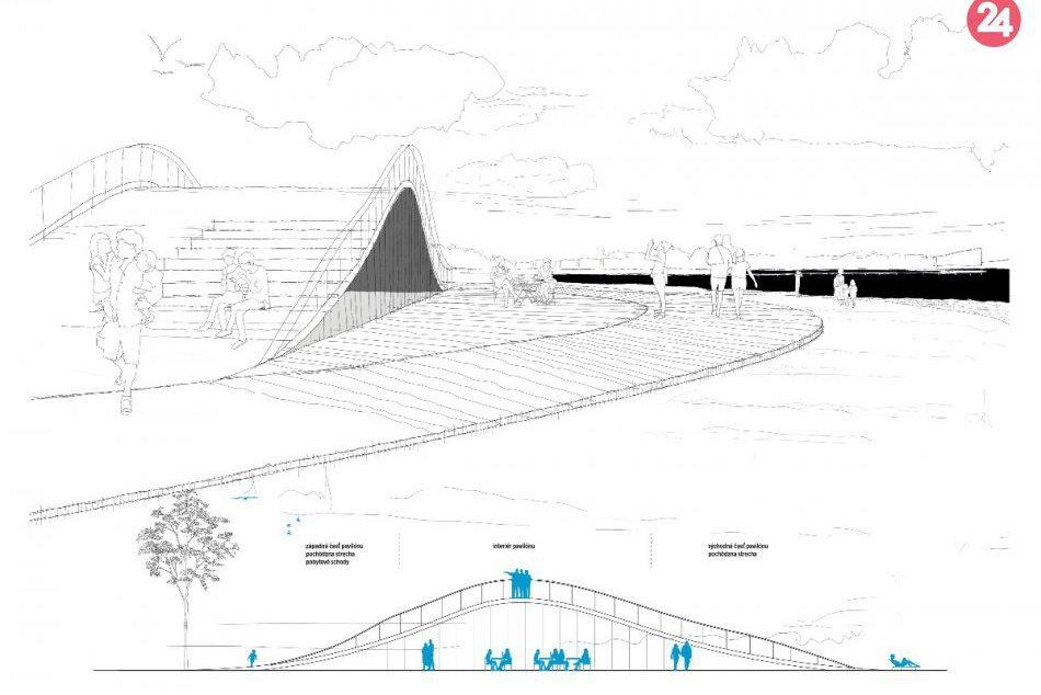 Toto je víťazný návrh riešenia promenády na Šírave: Zoznámte sa s ním