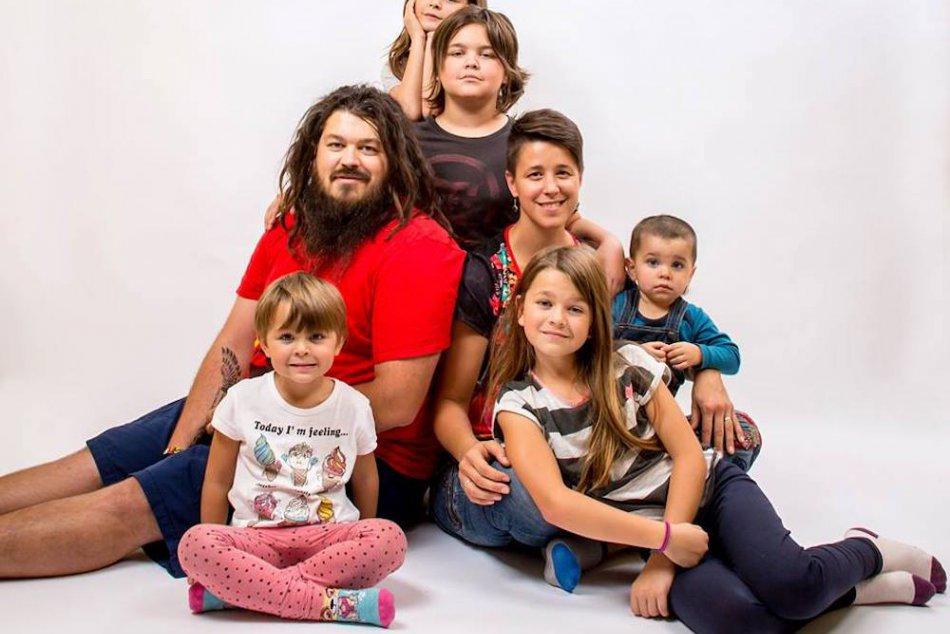 Roman Lacho s rodinou žil v indiánskej rezervácii
