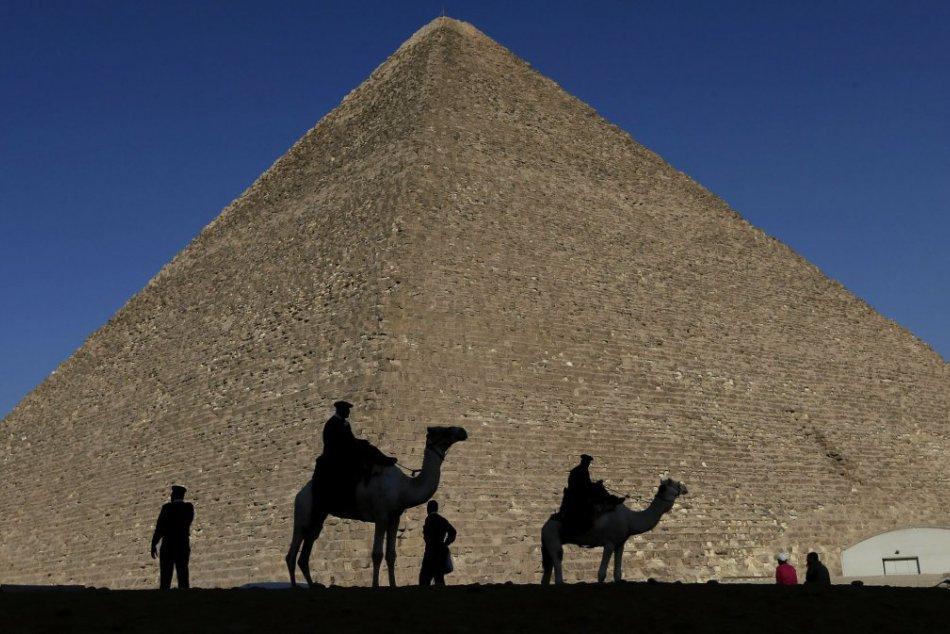 Egypt na FOTKÁCH