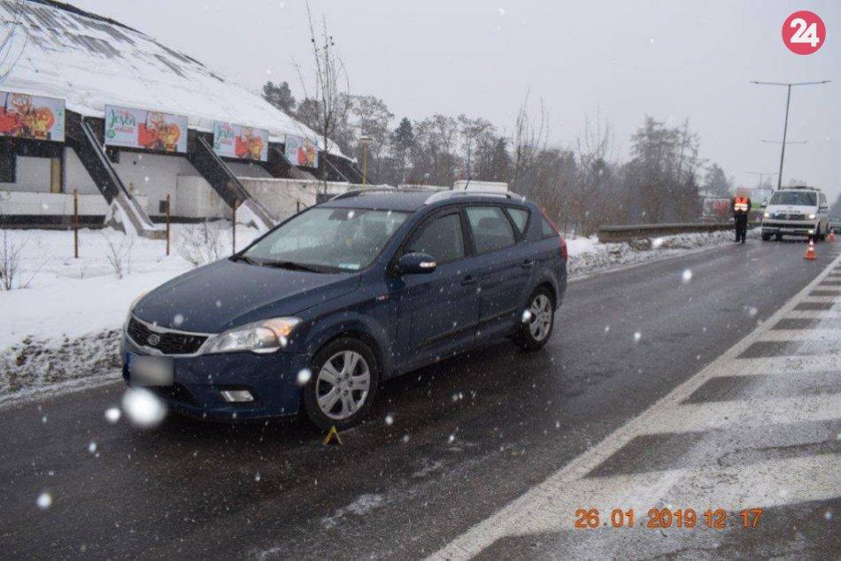 Riskantnú jazdu po Žiline má na svedomí mladý Kysučan (25): Na krku má obvinenie