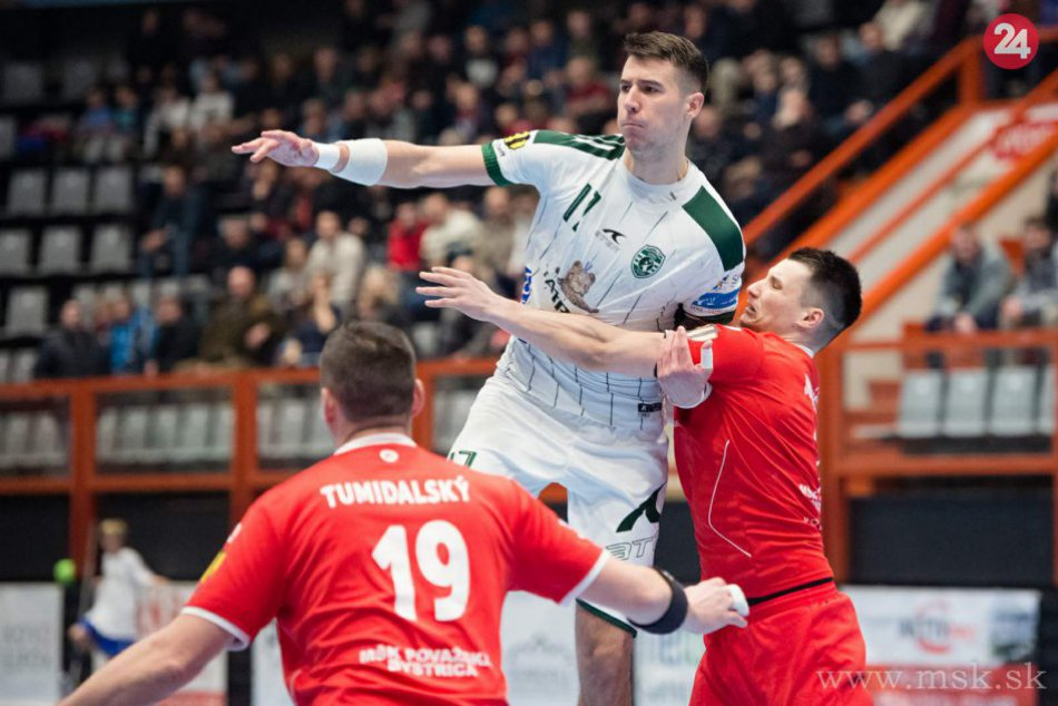 Prvá domáca prehra Považskej v sezóne: Prešov sme však potrápili