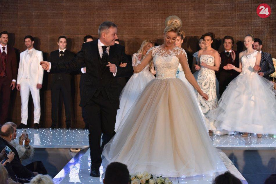 Svadobný veľtrh v Bratislave