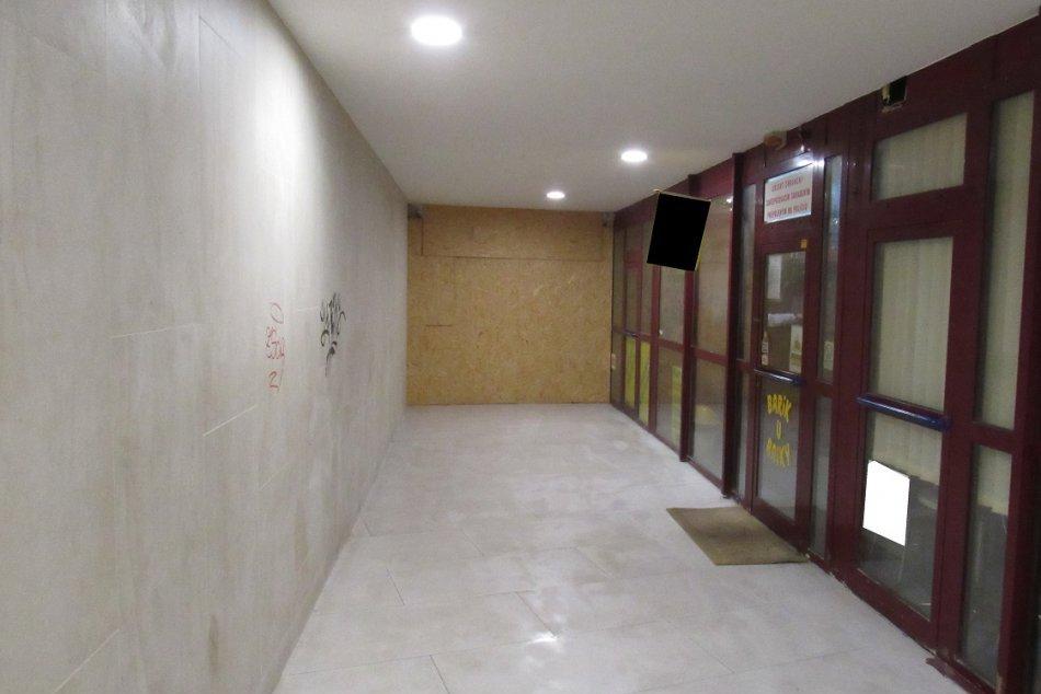 Prechádza zmenami: Podchod predstaničného priestoru v Prešove v OBRAZOCH