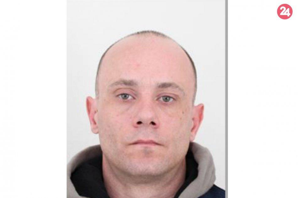 Polícia hľadá Jaroslava (41) z Hlohovca